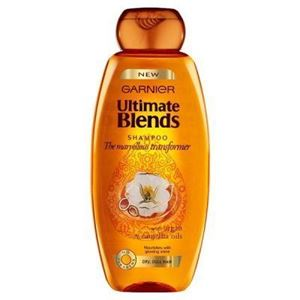 Picture of Garnier Ultimate Blends Marvellous Shampoo 400ml