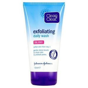 Picture of Clean And Clear Exfoliating Daily Wash 150Ml