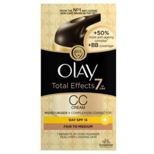 Picture of Olay Total Effects Cc Cream Medium Moisturiser 50Ml