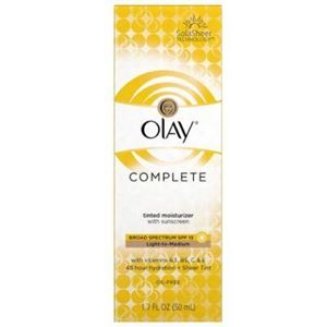 Picture of Olay Complete BB Cream SPF15 50ml