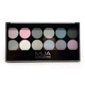 MUA Eyeshadow Palette Starry Night এর ছবি