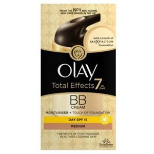 Picture of Olay Total Effects Bb Cream Medium Moisturiser 50Ml