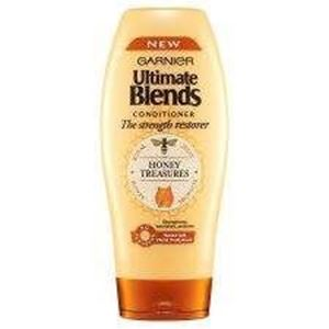 Picture of Garnier Ultimate Blends Conditioner Strength Restore 400Ml