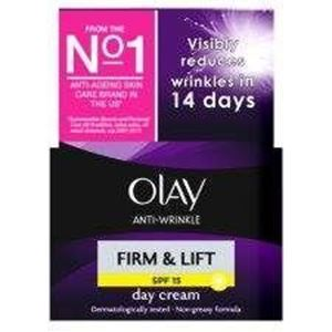 Picture of Olay Anti Ageing Firm And Lift Moisturiser Day Cream
