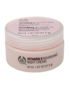 Picture of The Body Shop- Vitamin E Night Cream 50ml