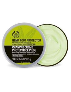 Picture of The Body Shop- Hemp Foot Protector Chanvre Creme 100ml