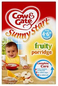 Picture of fruity porridge 4-6m onwards 125g