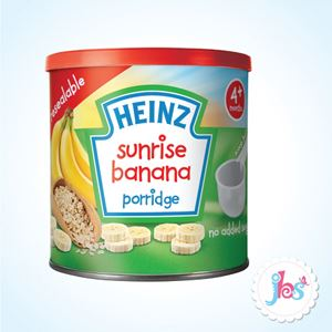 Picture of sunrise banana porridge 4+ 240g