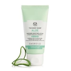 Picture of The Body Shop_Aloe Soothing Moisture Lotion SPF 15, 50 ml