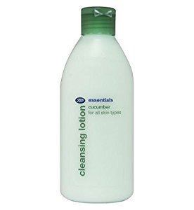 Picture of Boots Essentials Cucumber Cleansing Lotion 150ml