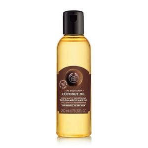 Picture of The Body Shop_Coconut Oil_Brilliantly Nourishing Pre-Shampoo Hair Oil 200ml