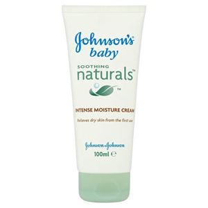 Johnson's baby Intense Morsture Cream 100ml এর ছবি