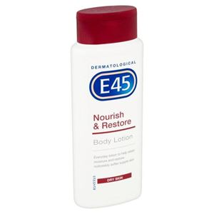 Picture of E45 Nourish & Restore Body Lotion 400ml