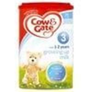 Cow & Gate 3 Growing Up Milk Powder From 1-2 Years 900G এর ছবি