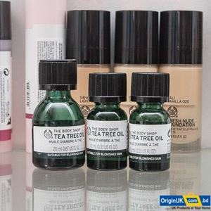Picture of The Body Shop-Tea Tree Oil 10ml