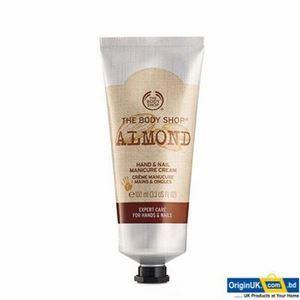 Picture of The Body Shop_Almond Hand & Nail Cream, 100ml