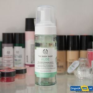 Picture of The Body Shop Aloe Calming Foaming Wash 150ml