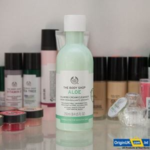 Picture of The Body Shop- Aloe Calming Cream Cleanser 250ml