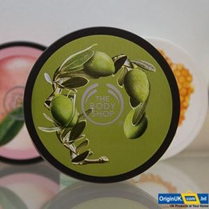 The Body Shop Olive Nourishing Body Butter এর ছবি
