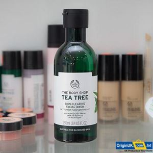 Picture of The body Shop Tea Tree Skin Clearing Facial Wash 250 ml