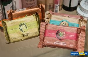 Picture of The Body Shop Moringa Soap