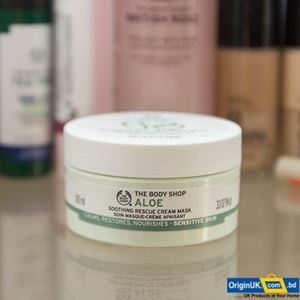 Picture of The Body Shop_Aloe Soothing Rescue Cream Mask, 100ml