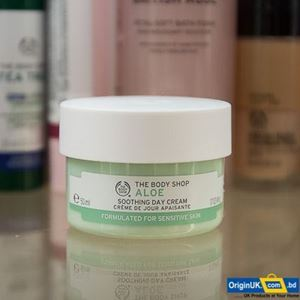 Picture of The Body Shop- Aloe Soothing Day Cream 50 ml