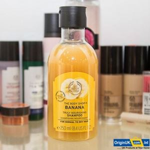 The Body Shop Banana Shampoo 400ml এর ছবি