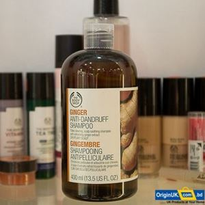 The Body Shop Ginger Anti Dandruff Scalp Care Shampoo 400ml এর ছবি