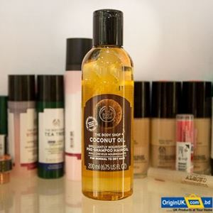 Picture of The Body Shop- RAINFOREST COCONUT HAIR OIL 200 ML