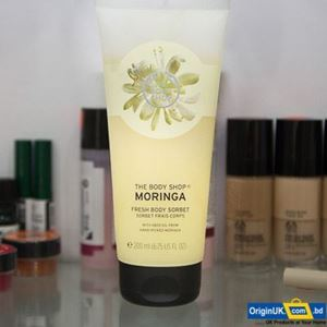 Picture of The Body shop Moringa Body Sorbet