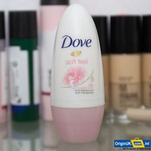 Dove Soft Feel Roll-On Anti-Perspirant Deodorant 50ml এর ছবি