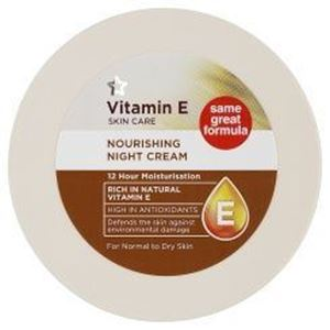 Picture of Superdrug Vitamin E Night Cream 100ml