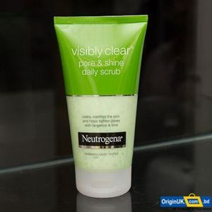 Picture of Neutrogena Visibly Clear Pore & Shine Daily Scrub 150ml
