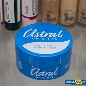 Picture of Astral Face & Body Moisturising Cream 50ml