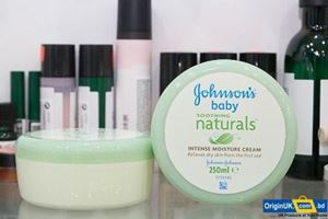 Picture of Johnsons baby Intense Morsture Cream 250ml