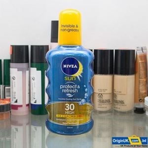 Nivea Sun Protect Sprayy 30High 200ml এর ছবি
