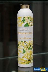 Picture of Marks & Spencer Floral Essence Honeysuckle Talcum Powder 200g