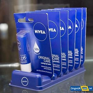 Nivea Essential Care Lip Balm 4.8g এর ছবি