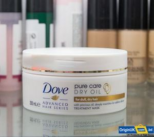 Dove Pure Caredry Oil Nourishing Balm এর ছবি