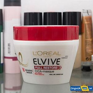 Loreal Elvive Full Restore 5 Mask Pot 300ml এর ছবি