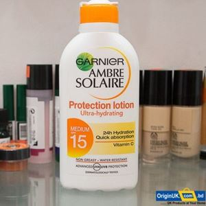 Garnier Ambre Solaire UltraHydrating Protection Lotion SPF15 এর ছবি