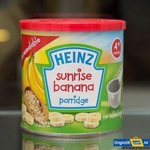 Picture of Hienz Sunrise Banana Porridge 240 gm