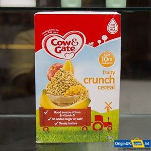 Cow & Gate Fruity Crunch Cereal 1o Month Onward এর ছবি
