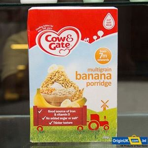 Picture of Cow & Gate_Banana porridge From 7m+ onwards, 200g