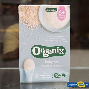 Picture of Organix_baby rice For 4 Months +,  100g