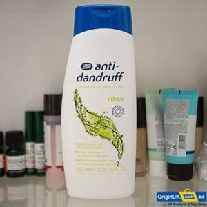 Picture of Boots anti-dandruff Shampoo Citrus, 400ml