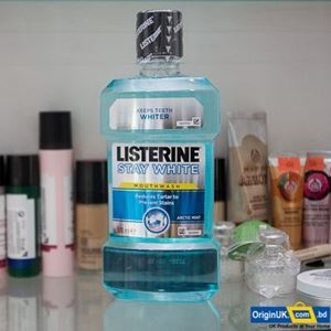Picture of Listerine Stay White Mouthwash 500Ml