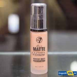 Picture of W7 It's a Matte Made in Heaven Foundation with Pump 30ml