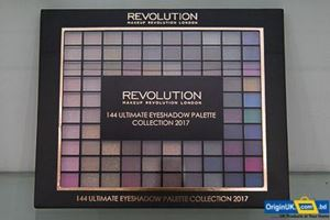Picture of Makeup Revolution Ultimate  Eyeshadow Collection 2017